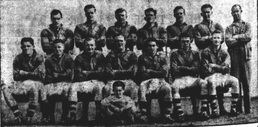 1952 Premiers: Norths Bulldogs